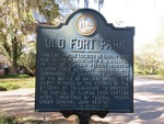 Old Fort Park Marker (Obverse), Tallahassee, FL by George Lansing Taylor, Jr.