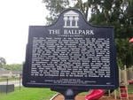 The Ballpark Marker, Gainesville, FL by George Lansing Taylor, Jr.