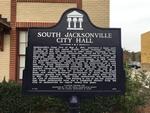 South Jacksonville City Hall Marker, Jacksonville, FL by George Lansing Taylor, Jr.