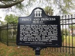 Prince and Princess Murat Marker Tallahassee, FL by George Lansing Taylor, Jr.