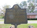 In Memory of Rev T C Gregory Marker Colquitt County, GA by George Lansing Taylor, Jr.