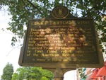 Clara Barton's Visit Marker Paducah, KY by George Lansing Taylor, Jr.