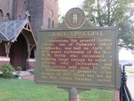Grace Episcopal Marker (Obverse) Paducah, KY by George Lansing Taylor, Jr.