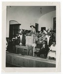 NAACP Mass Meeting, August 28, 1960