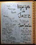 Highlights in Jazz Concert 006 – The Countsmen Meet the JPJ Quartet by Jack Kleinsinger and Danny Gottlieb