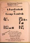 Highlights in Jazz Concert 011 - A Jazz Portrait of George Gershwin