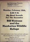 Highlights in Jazz Concert 018 - Bill Watrous' Manhattan Wildlife Refuge