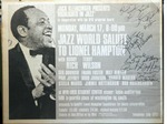 Highlights in Jazz Concert 019 - Jazz World Salute to Lionel Hampton by Jack Kleinsinger and Danny Gottlieb