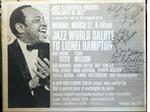 Highlights in Jazz Concert 019 - Jazz World Salute to Lionel Hampton