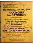 Highlights in Jazz Concert 025 – A Concert for Satchmo