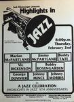 Highlights in Jazz Concert 041 - A Jazz Celebration