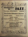 Highlights in Jazz Concert 056 - Duke Ellington Alumni