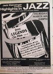 Highlights in Jazz Concert 059 - Jazz Legends on Film Part III