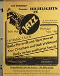 Highlights in Jazz Concert 069 - Dynamic Duos