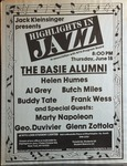 Highlights in Jazz Concert 070 - The Basie Alumni