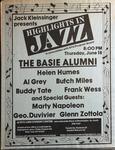 Highlights in Jazz Concert 070 - The Basie Alumni