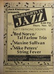 Highlights in Jazz Concert 072 - Soft Swinging Sounds