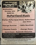 Highlights in Jazz Concert 079 - McPartland Music