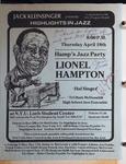 Highlights in Jazz Concert 101 - Hamp's Jazz Party