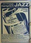 Highlights in Jazz Concert 104 - Jazz Legends on Film Part V