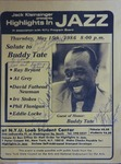Highlights in Jazz Concert 110 - Salute to Buddy Tate
