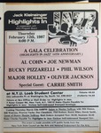 Highlights in Jazz Concert 115 - The 14th Anniversary Gala