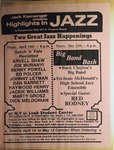 Highlights in Jazz Concert 126 - Big Band Bash