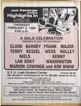 Highlights in Jazz Concert 131 - The Gala 16th Anniversary Concert