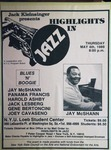 Highlights in Jazz Concert 134 - Blues and Boogie