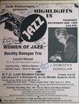 Highlights in Jazz Concert 136 - Women of Jazz