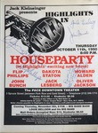 Highlights in Jazz Concert 143 - House Party