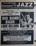 Highlights in Jazz Concert 144 - Big Band Bash