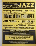 Highlights in Jazz Concert 145 - Titans of the Trumpet
