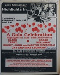 Highlights in Jazz Concert 147 - 18th Anniversary Concert – A Gala Celebration