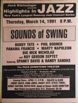 Highlights in Jazz Concert 148 - The Sounds of Swing