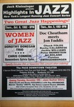 Highlights in Jazz Concert 159 - Women of Jazz