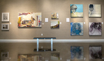 Art by Barbara Barnett and David Keefe by Lufrano Gallery