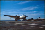 AIR. Grumman C-2A Greyhound (USS Kennedy) 3