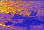 AIR. Grumman F-14 Tomcat (USS Kennedy) 16