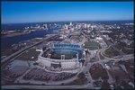 Alltel Stadium (10-15-03) Aerials 3