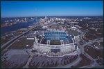 Alltel Stadium (10-15-03) Aerials 1