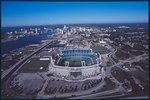 Alltel Stadium (10-15-03) Aerials 5