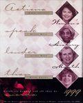 1999 Women's History Month