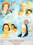 1992 Women's History Month