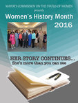 2016 Women's History Month