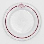 Plate:  Windsor Hotel Salad Plates, Jacksonville, Florida; 1920-1930's