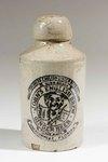 Bottle:  John's English Brew Ginger Beer, Jacksonville, Florida; 1913