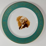Plate: Dinner Plates from the George Washington Hotel, Jacksonville, Florida