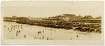 Photograph: Panoramic Photo captioned Pablo Beach, Jacksonville, Florida 1924