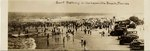 Photograph: Panoramic Photo captioned Surf bathing, Jacksonville Beach, Florida; 1925